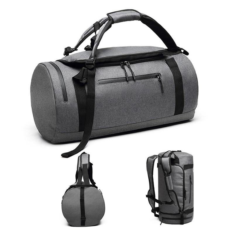 DB07 multi-functional travel duffel bag