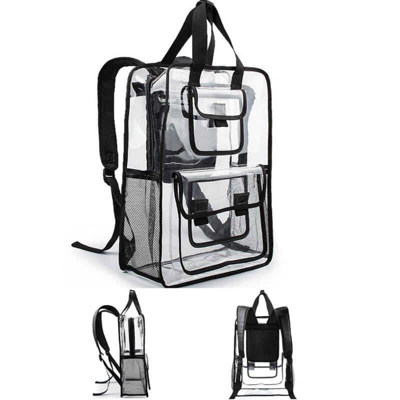 CB06 Transparent Backpack