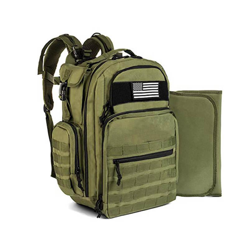 BDB06 Tactical Diaper Bag