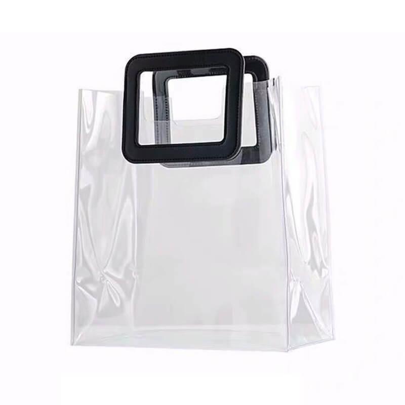 CB01 Clear Handbags