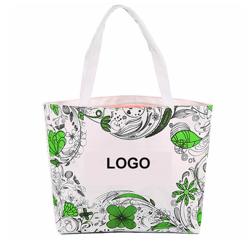 CTB06 Custom Bags With Logo Canvas